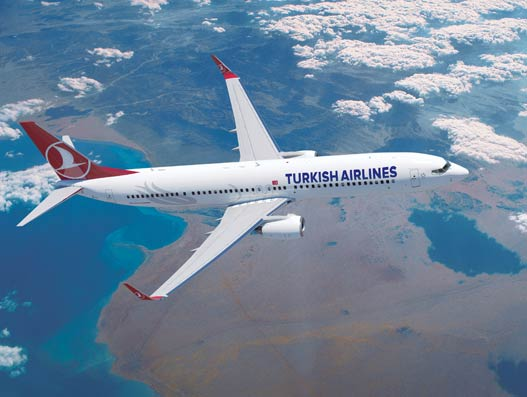 Turkish Airlines orders additional three Boeing 777 freighters