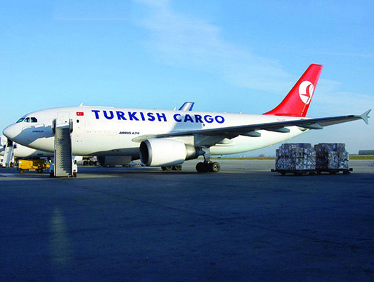 Turkish Cargo launches weekly freighter flights to Brussels