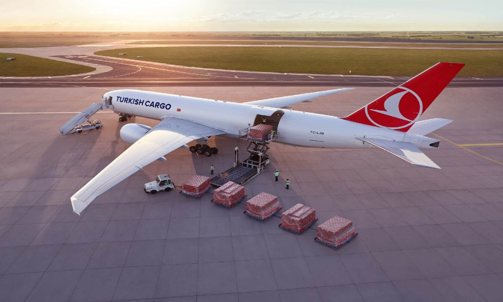 Turkish Cargo continues its steady growth in the European market