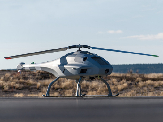 Drone maker UMS SKELDAR takes off with AMOS