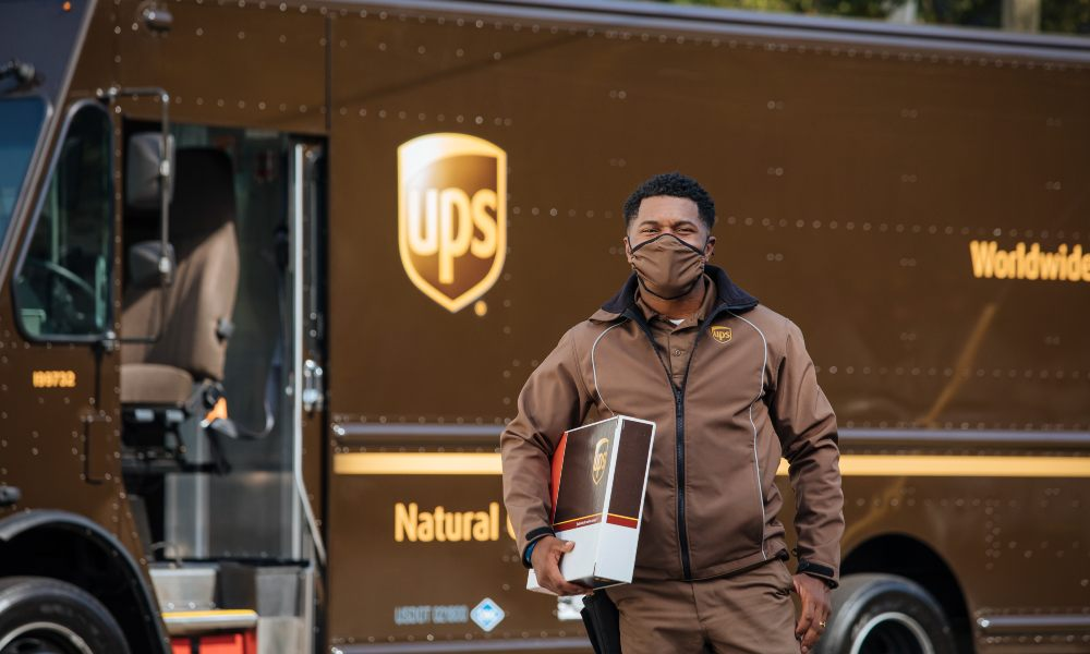 UPS hikes 2021 forecast on strong consumer demand