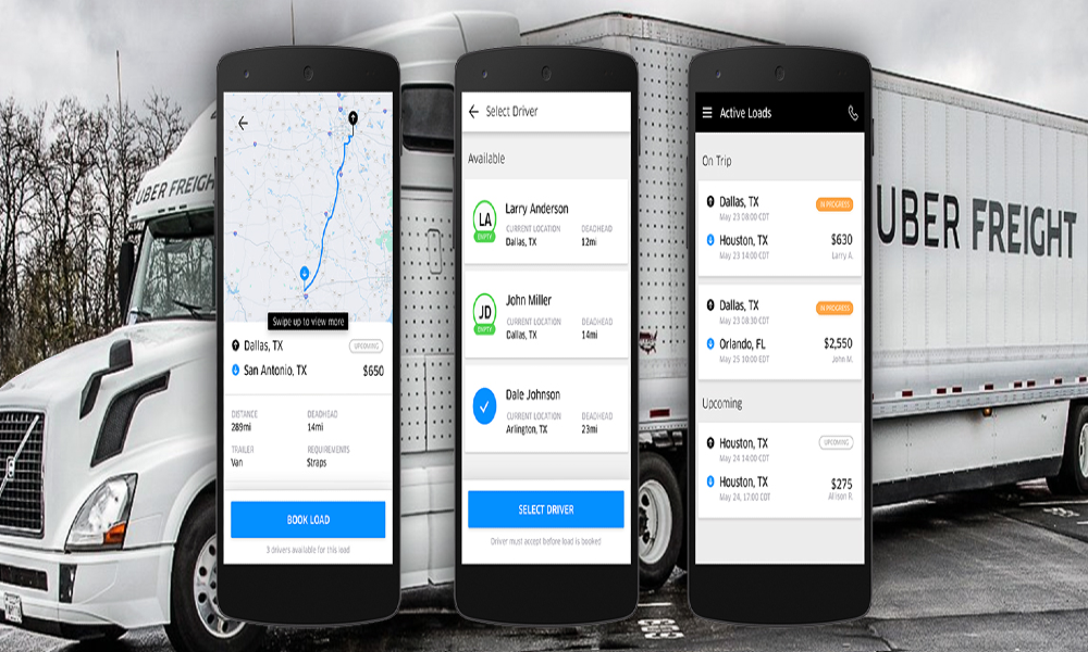 Uber Freight to acquire Transplace for $2.25 billion