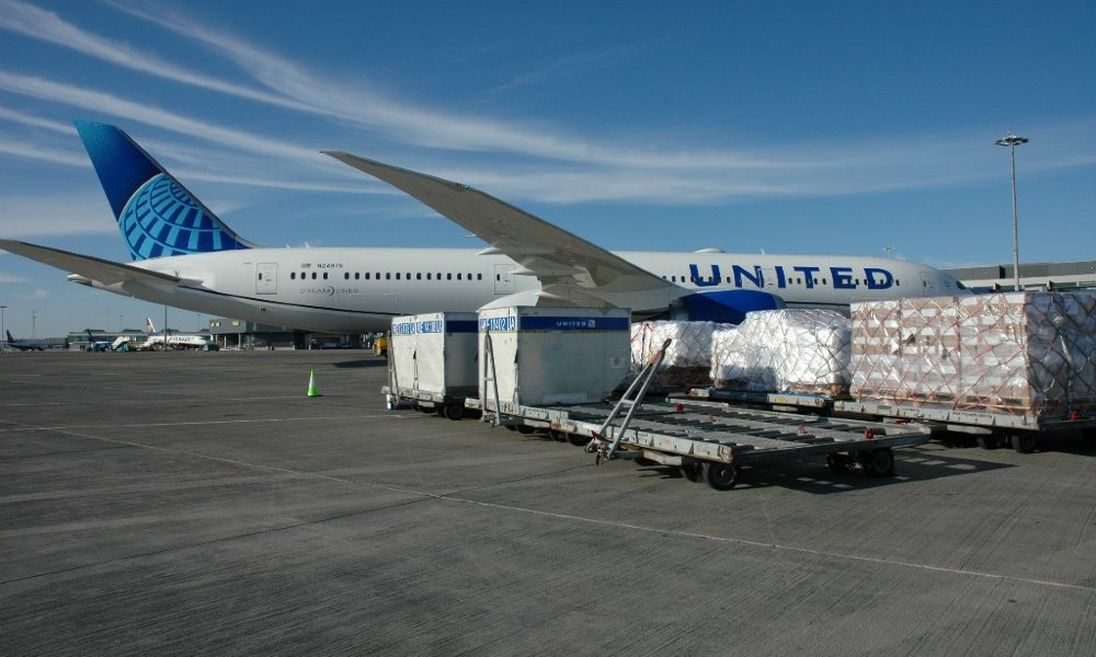 United Airlines, Airlink, Sewa International partner to delivery medical equipment to India