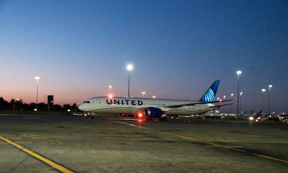 United Airlines launches nonstop daily flights from Newark to Johannesburg