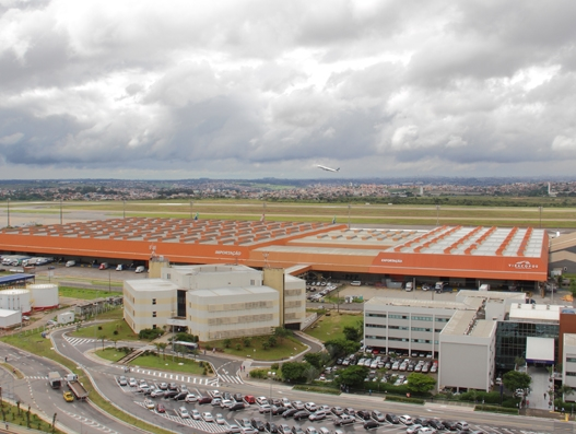 Viracopos Airport records growth in cargo volumes in January this year