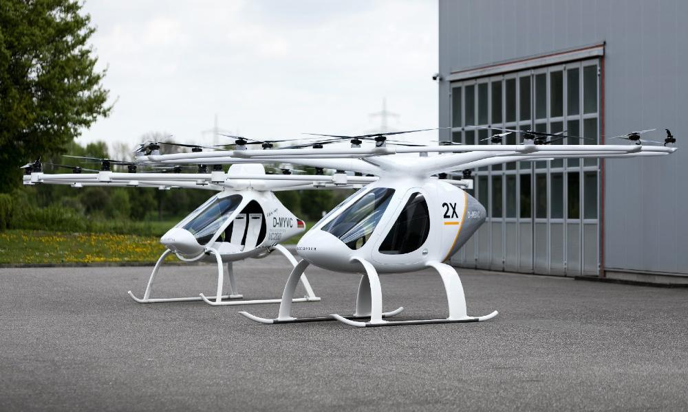 Volocopter secures production organisation approval from EASA