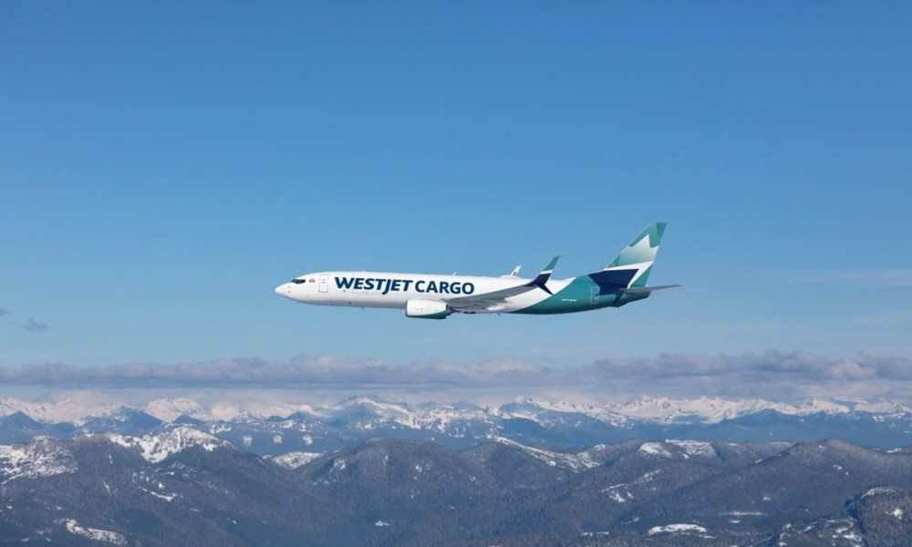 Westjet Cargo launches dedicated freighters to serve Canada
