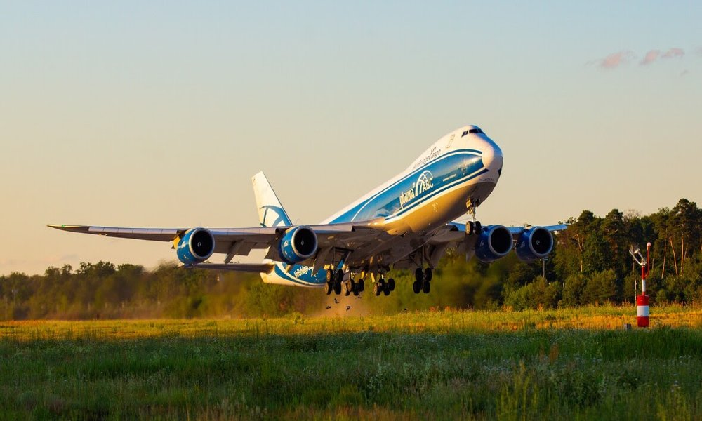 AirBridgeCargo Airlines is the launch customer of WFS' new cargo terminal at Atlanta Airport