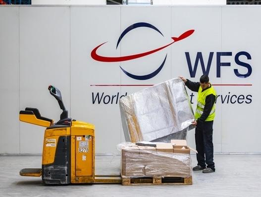WFS' Amsterdam Schiphol pharma handling facilities gain CEIV certification