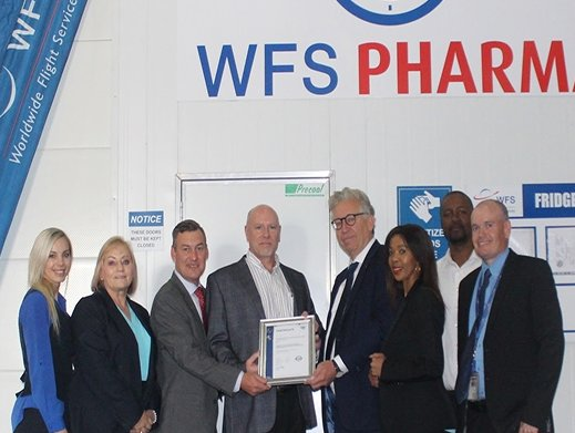 WFS gains GDP certification for its two pharma facilities in South Africa
