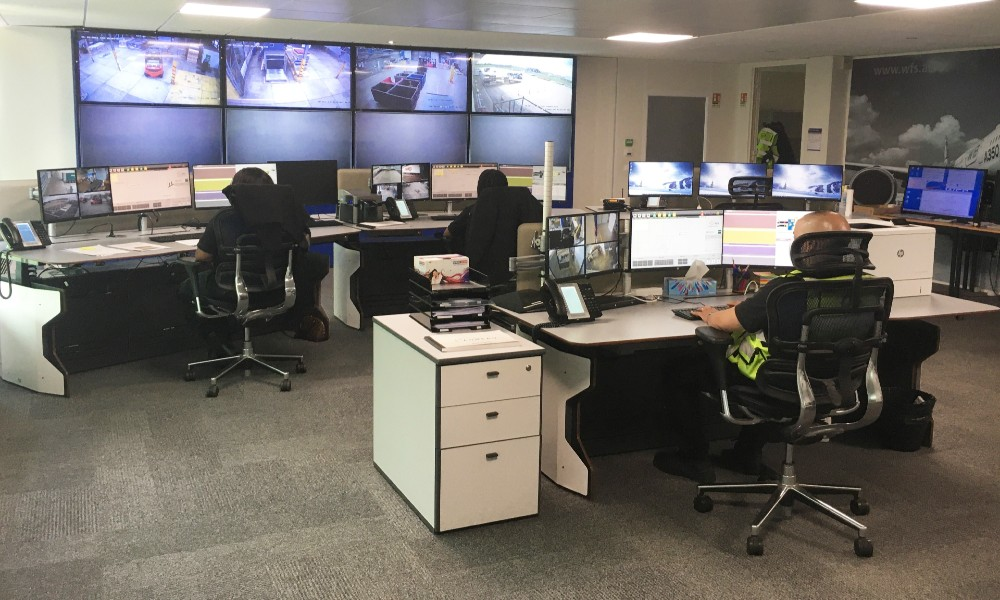 WFS invests in centralised security operations centre to monitor cargo handling stations in EMEAA