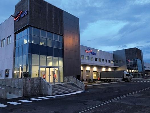 Cargo handler WFS invests in new cargo terminal at Milan-Malpensa Airport