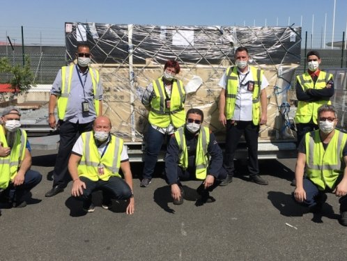 WFS' emergency response at Paris Orly continues
