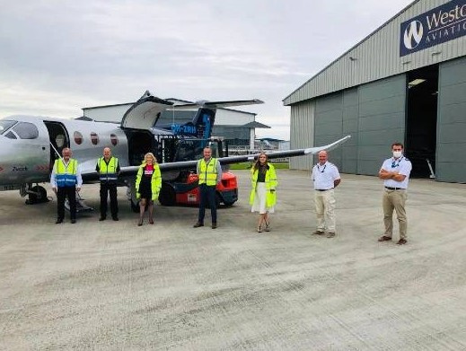 Gloucestershire Airport welcomes first cargo operator