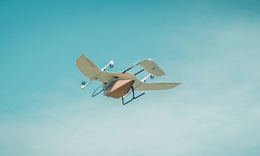 Wingcopter Drones convey blood samples in Germany