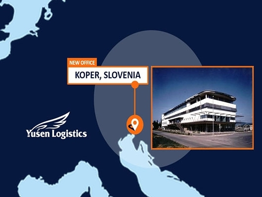 Yusen Logistics opens new Koper office
