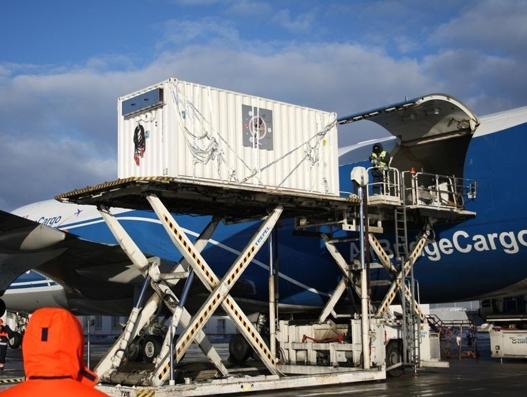 AirBridgeCargo handles another high value and sensitive shipment