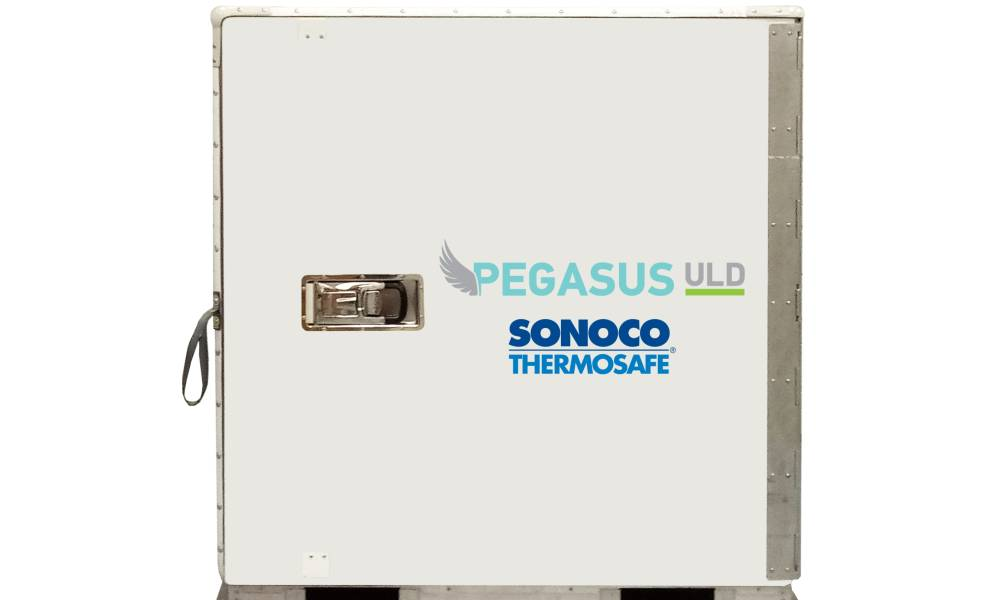 ABC Airlines expands partnership with Sonoco Thermosafe for new Pegasus ULD container