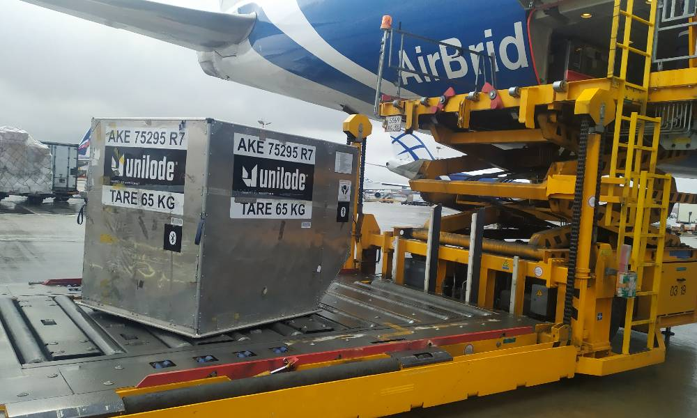 AirBridgeCargo successfully completes first Covid-19 vaccine transportation from China