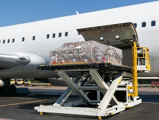 Global air freight demand increases by 13% in May