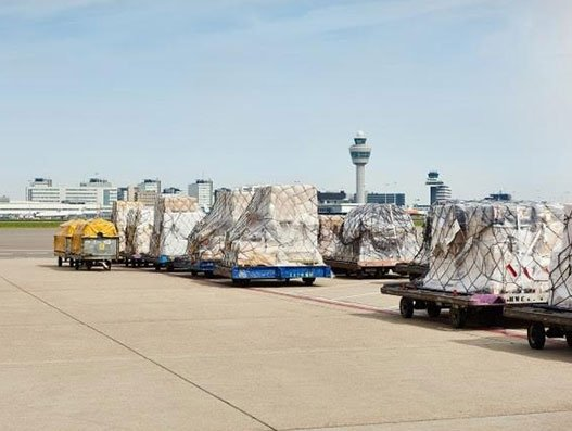 Ad hoc slot allocation at Amsterdam Airport Schiphol eased