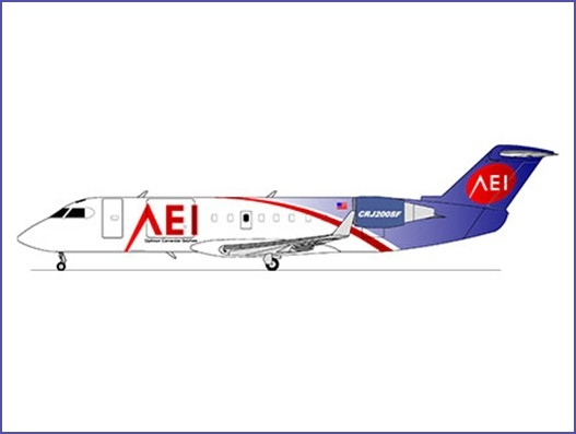 AEI inks deals with Pinnacle Partners for two CRJ200 SF freighter conversions
