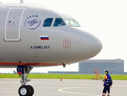 Aeroflot adds new A321 aircraft to its fleet