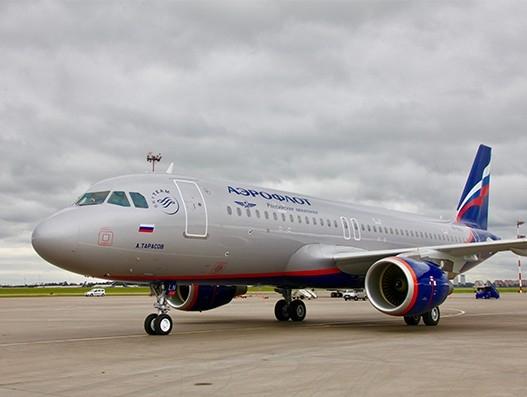 Aeroflot enhances fleet with two Airbus A320 aircraft