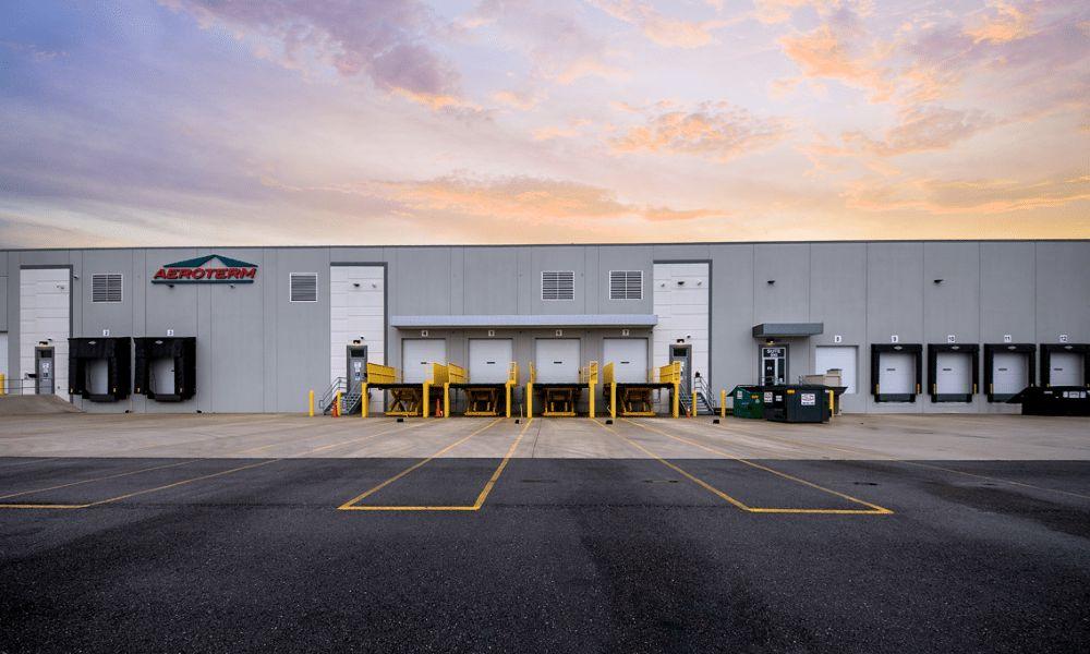 Aeroterm opens new multi-tenant airside cargo facility at CVG