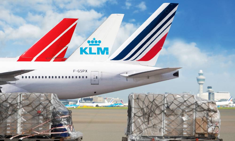 AFKLMP Cargo continues strong run;  Q3 cargo revenues surge nearly 32%