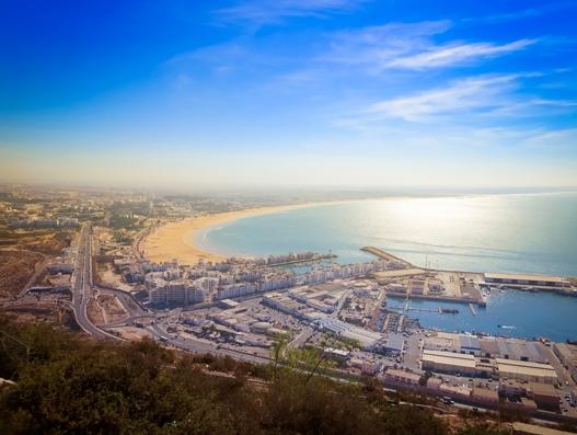Dublin Airport announces direct link to Moroccan city Agadir