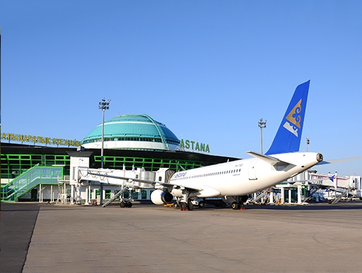 Air Astana sees strong international traffic recovery in H1 2017