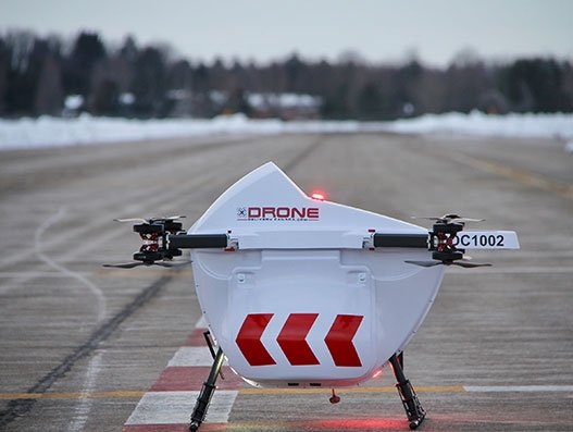 Air Canada, Drone Delivery Canada join hands for cargo delivery