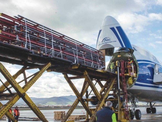 Air cargo charter paves way for growth