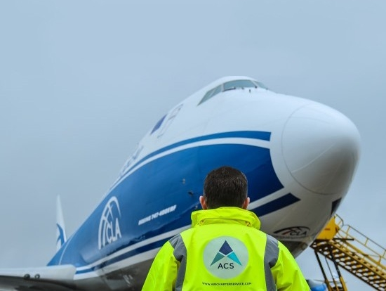 Air Charter Service in Hurricane relief operations