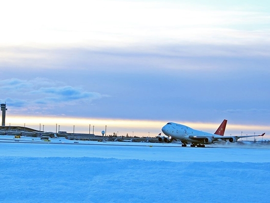 Air Cargo Global's new direct Oslo-Tianjin service to meet Norwegian seafood demand in China