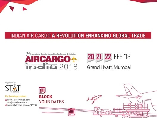 Air Cargo India 2018 announces Hyderabad Menzies as Gold Partner for the biennial event
