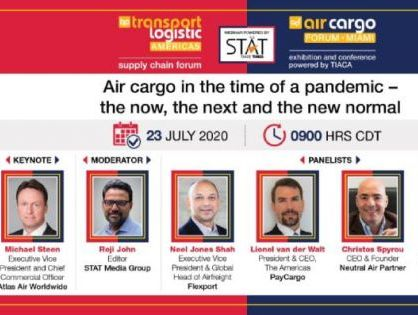 Air cargo leaders call for upping the ante on digitalisation