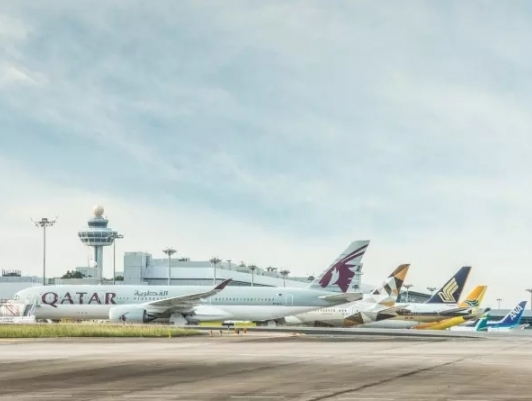 Cargo volume for Singapore Changi Airport soars in July