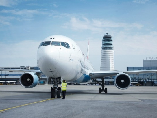 Cargo volume for Vienna Airport increases 9.2 percent y/y in August this year