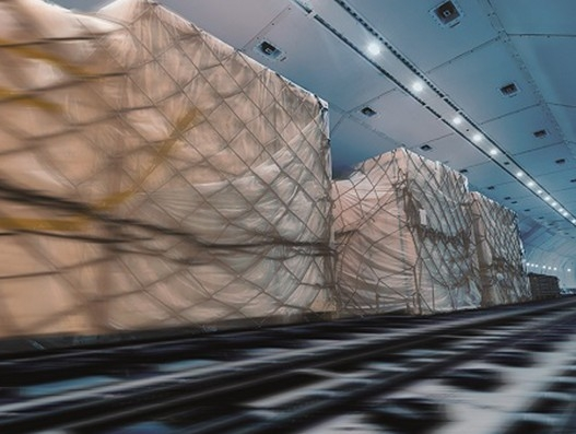 Air Partner delivers time-critical automotive cargo to Sweden