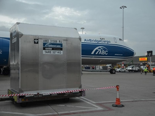 AirBridgeCargo, Unilode announce the roll out of digitised main deck containers