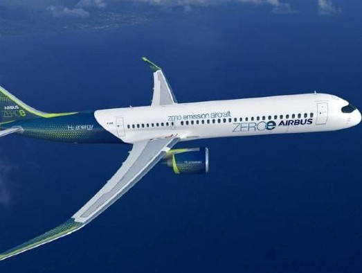 Airbus reveals new zero-emission concept aircraft, aim to be in service by 2035