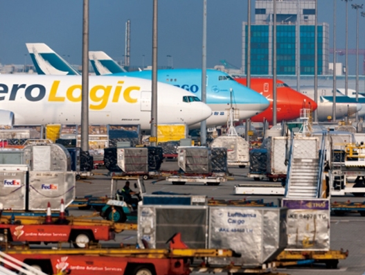 HKIA cargo throughput surges by 11.3% from Jan- June
