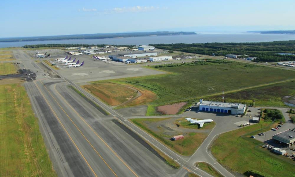 Alaska Cargo and Cold Storage launch cold-chain facility at Anchorage Airport