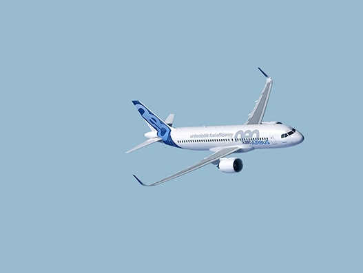 ALC announces lease placement of A320neo aircraft with Air Seychelles