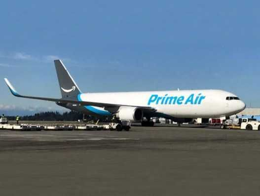 Amazon Air gets new wings to fly; to lease 12 B767-300 cargo aircraft
