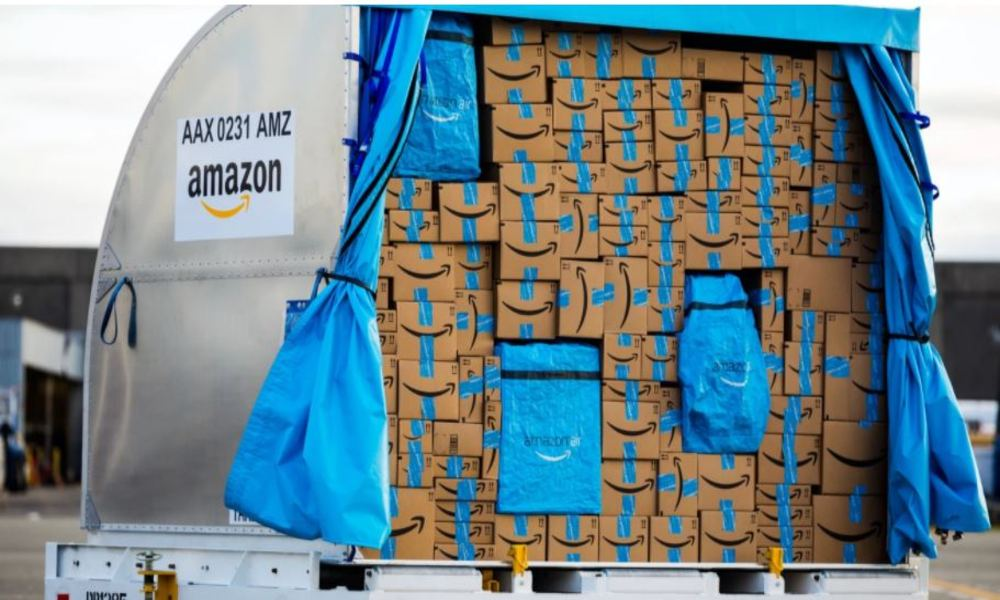 Amazon Air starts daily flights to Fairbanks, Alaska