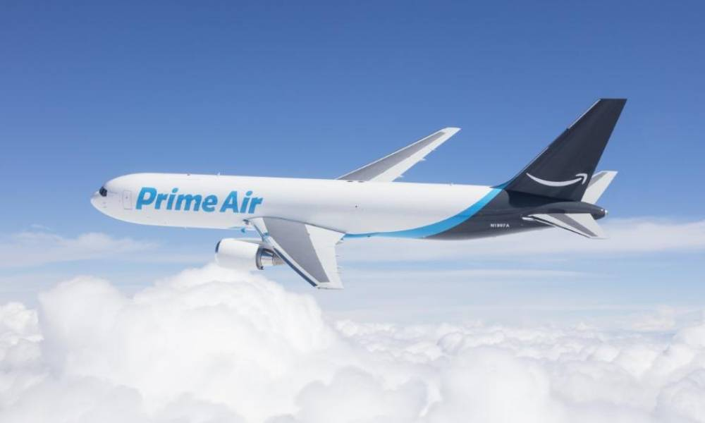 Amazon announces first-ever purchase of 11 Boeing 767-300 aircraft
