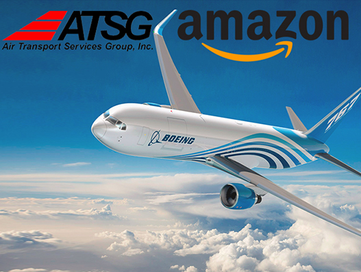 ATSG revenues increase $77 million; to deploy 20th B767 freighter for Amazon